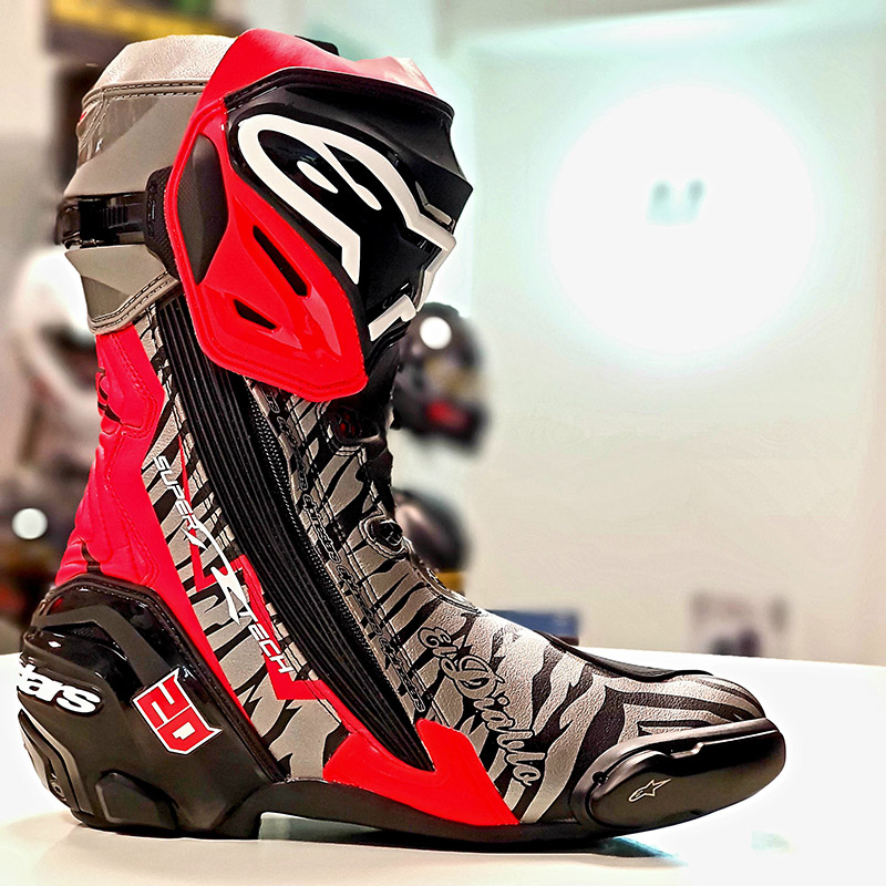 Stivali Alpinestars Supertech R Diablo 20 Ltd