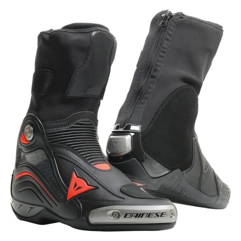 Dainese Stiefel Axial D1 Air schwarz rot