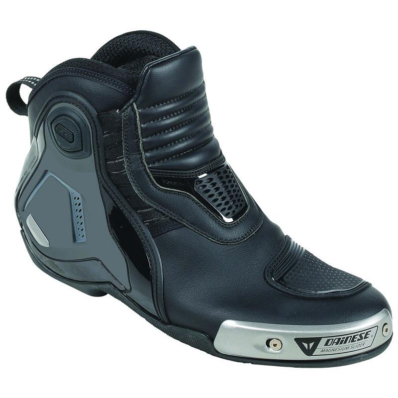 56bf7a34d06e85 Dainese Dyno Pro D1 Shoes Black DA1775178-604 Boots