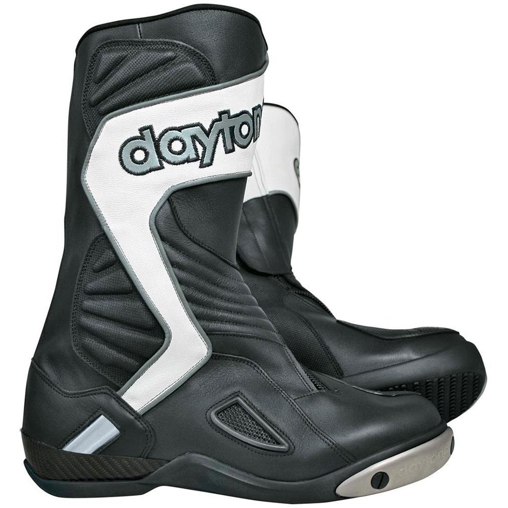Daytona Stiefel Evo Voltex schwarz Weiß