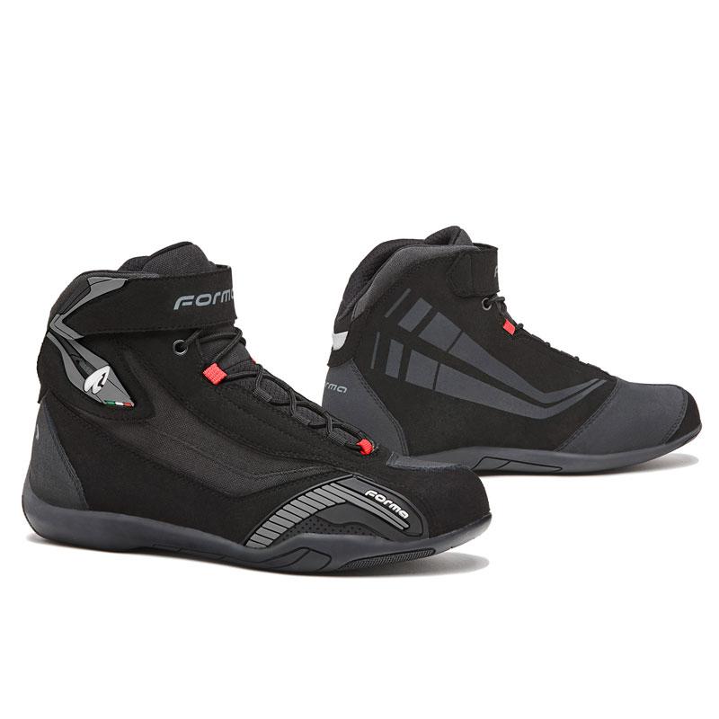 c84167b7db2c Motorcycle Shoes Forma Genesis Black FORU210-99 Boots