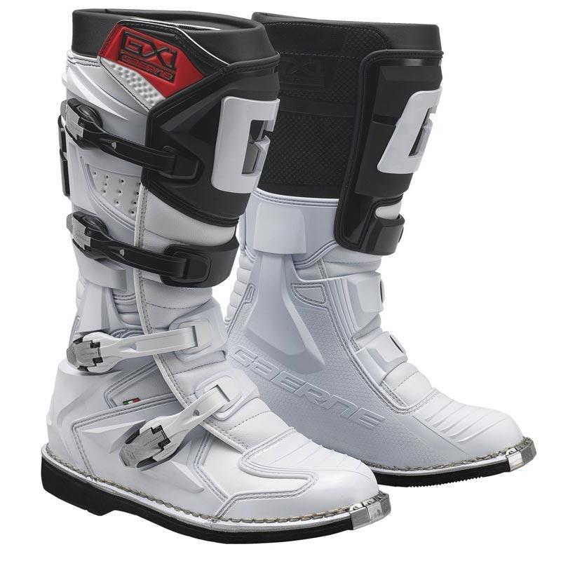Gaerne Gx-1 Goodyear Stiefel weiß