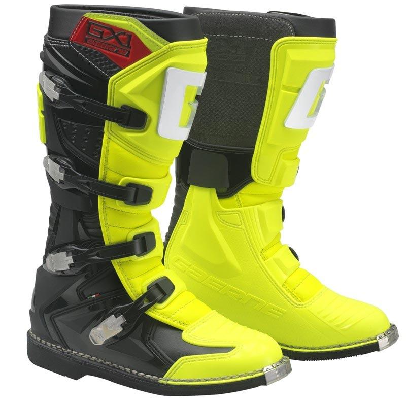 Gaerne Gx-1 Goodyear Stiefel gelb