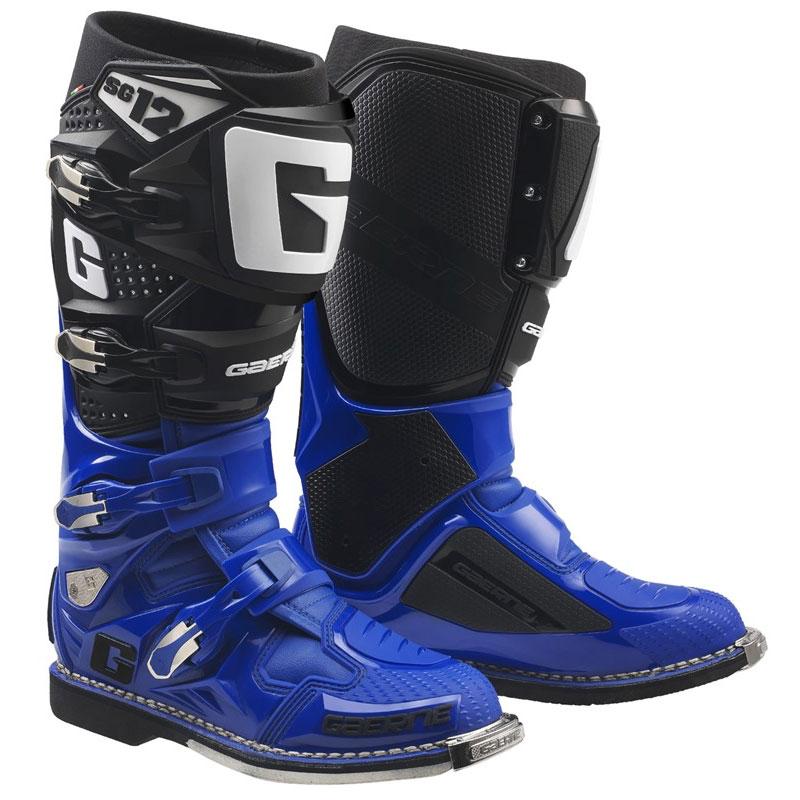 Gaerne SG-12 schwarz-blau