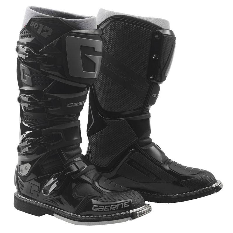 Gaerne SG-12 schwarz-grau