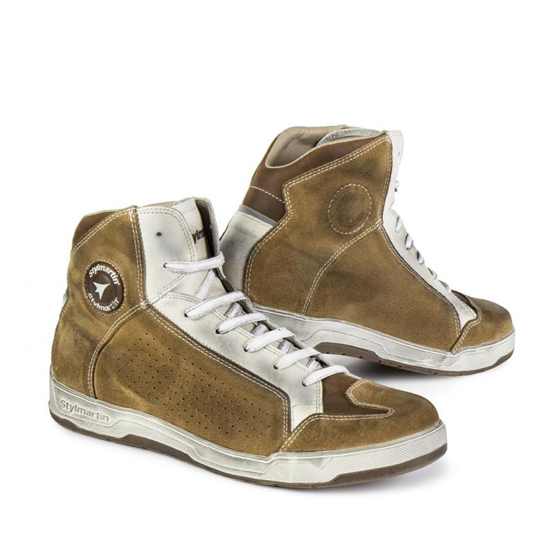 Stylmartin Colorado Schuhe beige