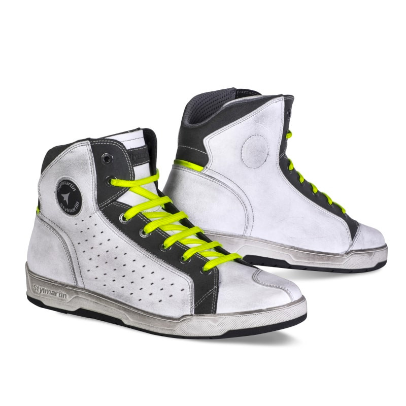 Stylmartin Sector Shoes White
