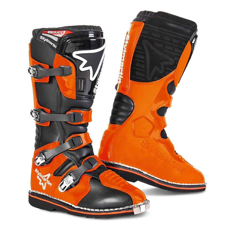 Stylmartin Gear Mx Orange