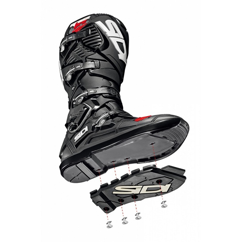 sidi sole click crossfire 3 srs motostorm. Black Bedroom Furniture Sets. Home Design Ideas