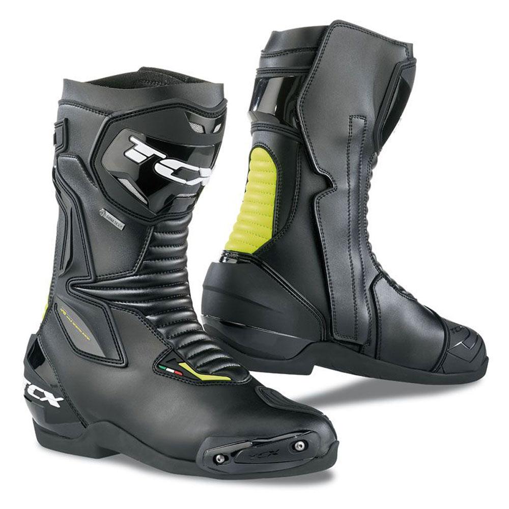 Tcx Sp-master Goretex® Black Fluo Yellow