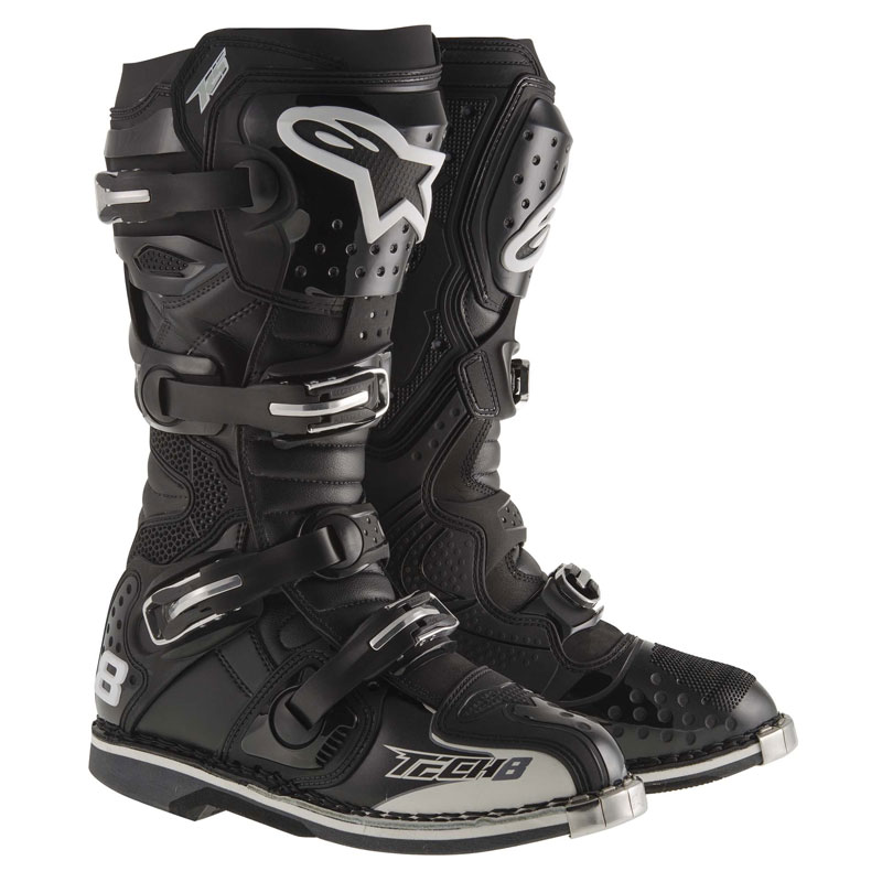 Alpinestars Tech 8 Rs Nero