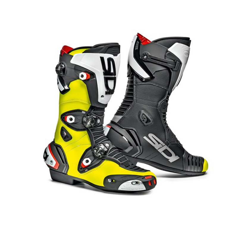 Sidi Mag-1 Boots Fluo Yellow Black