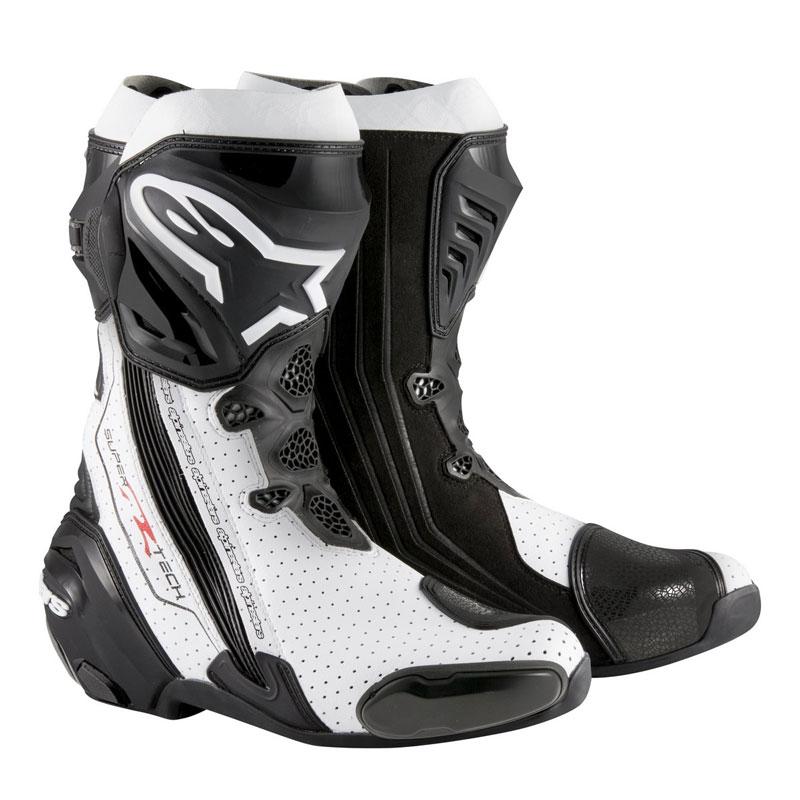 Alpinestars Supertech R Boot 2015 Perforated