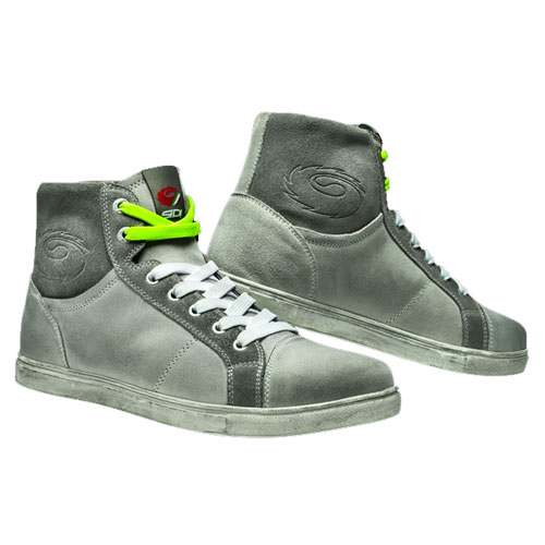 Motorcycle Shoes Sidi Insider Grey