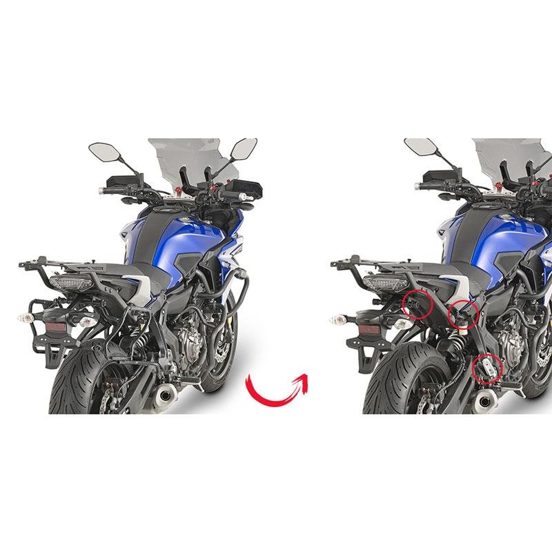 Givi Plr2130 Yamaha Mt-07 Tracer 2016