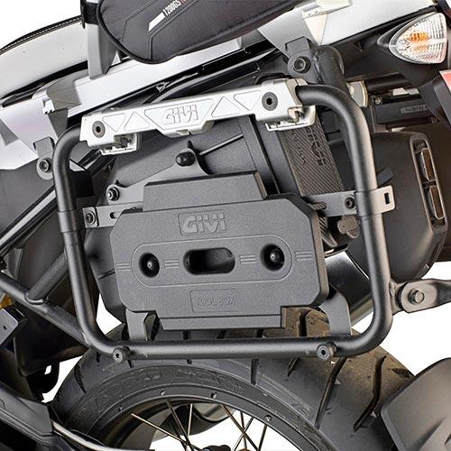 Givi Tl5108camkit Per Installare S250 Su Pl5108cam