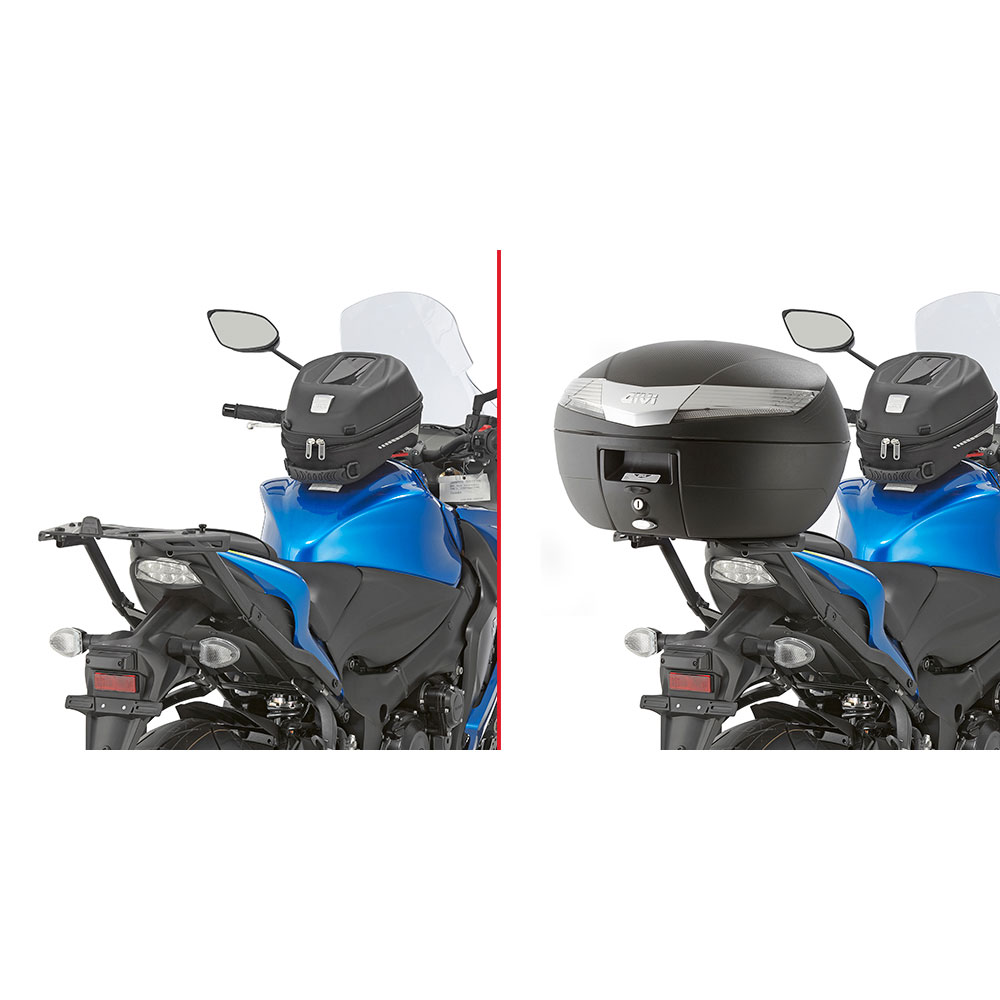 Givi 3110fz Rear Rack For Monokey® Or Monolock® Top Case For Susuki Gsx S1000f / Gsx S1000