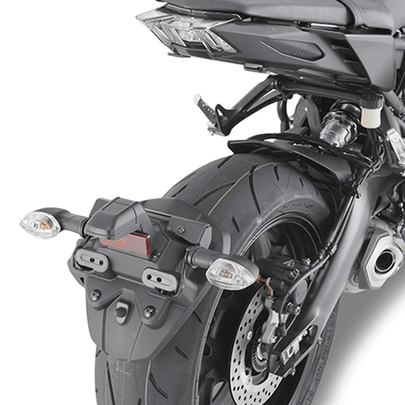 Givi In2132kit To Move Rear Indicators And Mount Tst2132 Holder