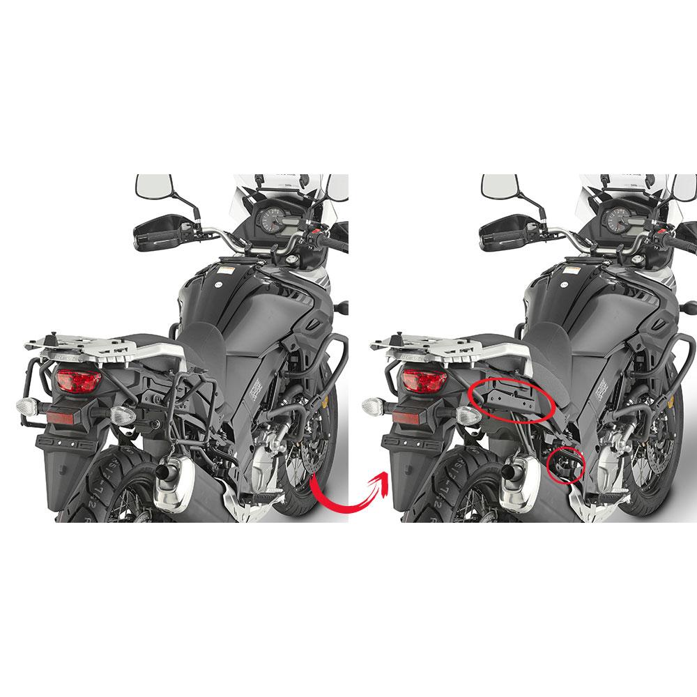 GIVI PLR3112 abnehmbar Seitenkoffer-Träger  für MONOKEY® Koffer