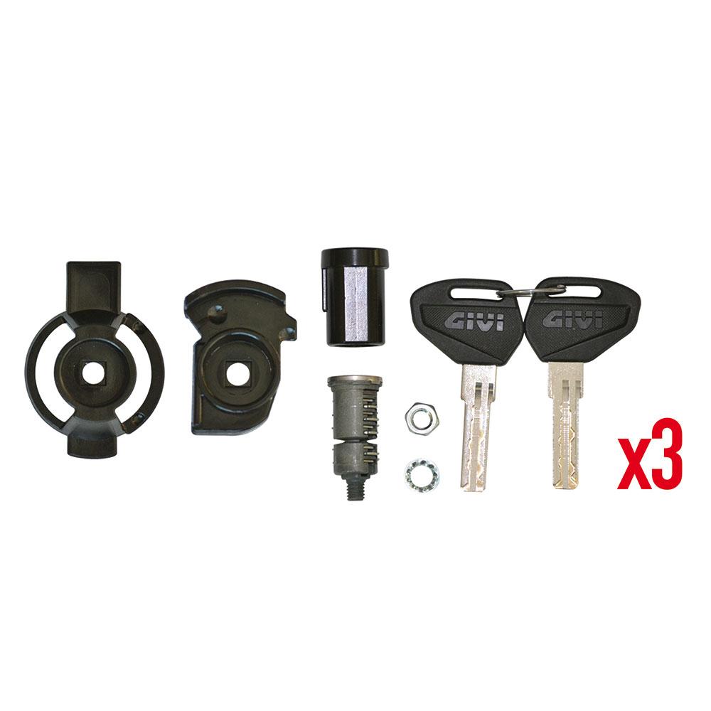 Givi Sl103 Kit 3 Chiavi