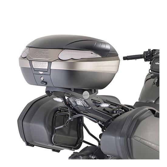 Porte-bagages arrière Givi SR2143 Yamaha Niken 900