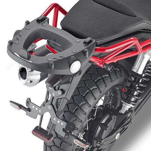 Attacco Posteriore Kappa Kr8203 Moto Guzzi V85tt