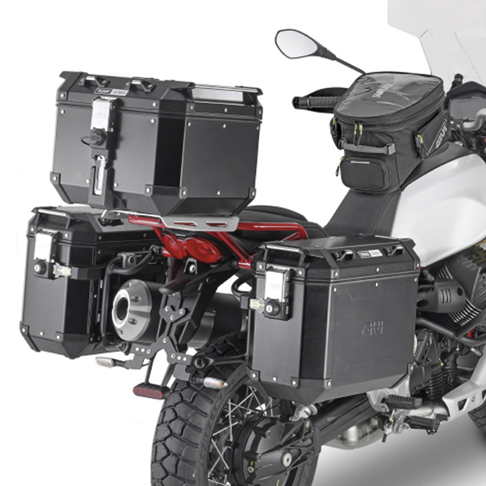 Portavaligie Laterale Givi Plor8203cam V85tt