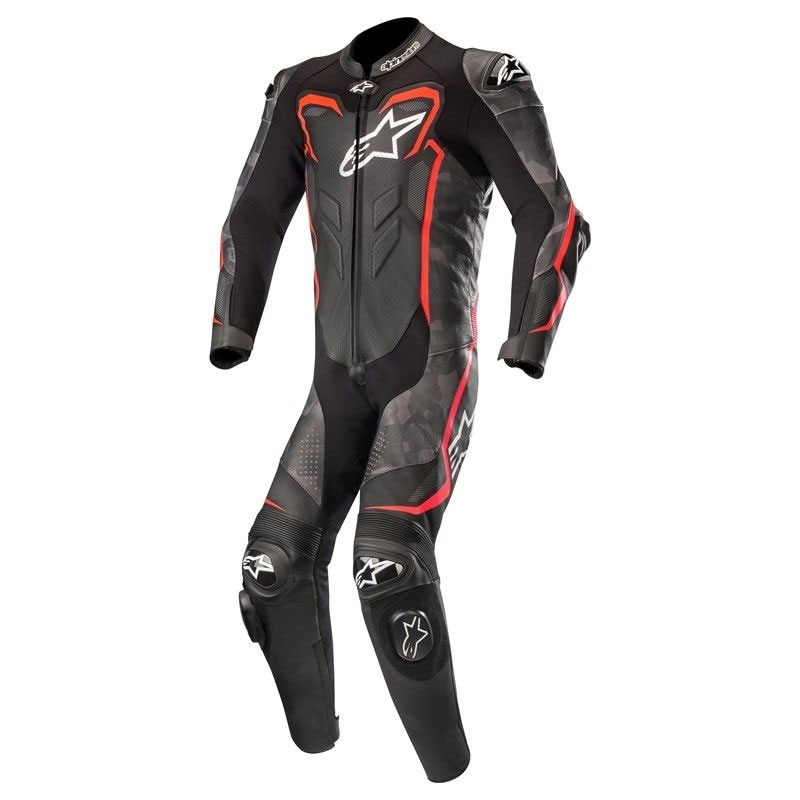 Alpinestars Gp Plus Camo Leather Suit