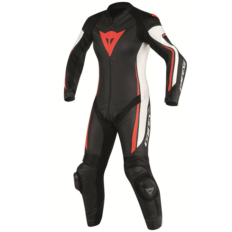 DAINESE Assen Lady Race suit rot
