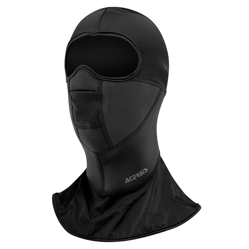 Acerbis Bride Face Mask Nero