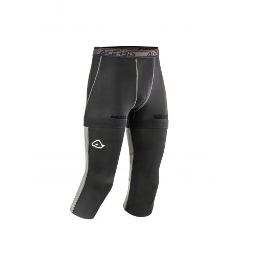Acerbis X-knee Geco Black Underwear Reinforcement