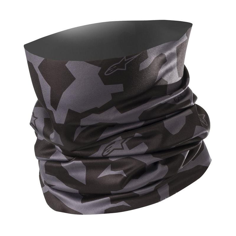 Alpinestars Camo Neck Tube schwarz