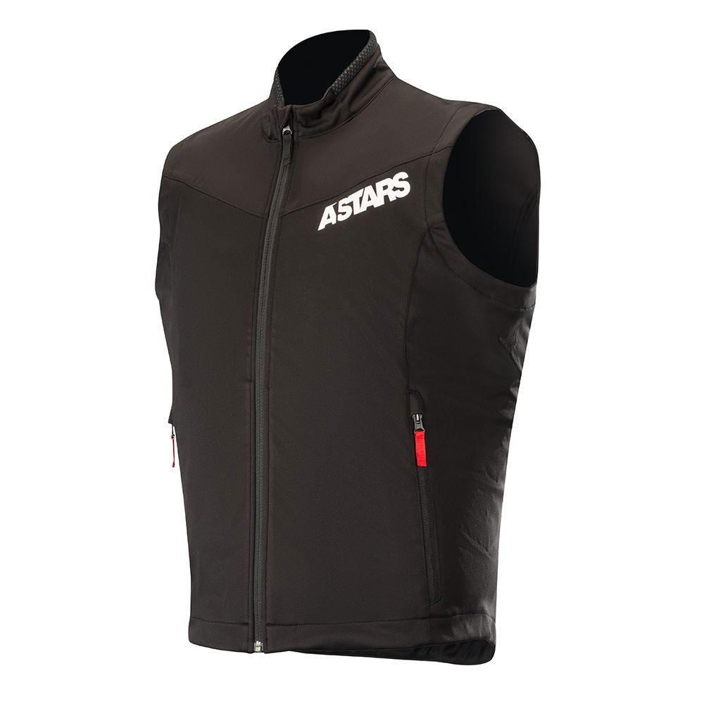Alpinestars Session Race Vest Nero Rosso