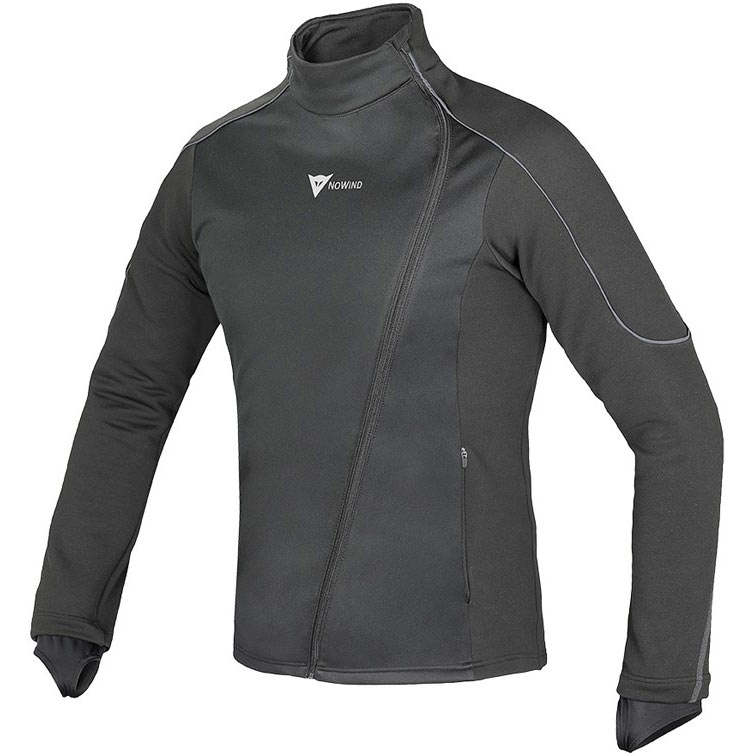 Dainese D-mantle Fleece Ws Black