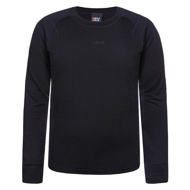 Rukka Moody Merino Wool Hemd schwarz