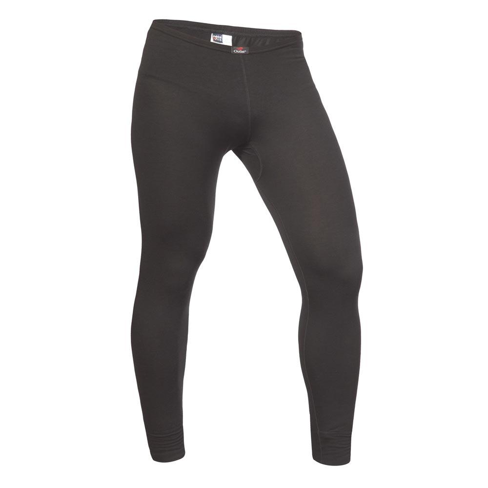 Pantaloni Termici Rukka Outlast Nero