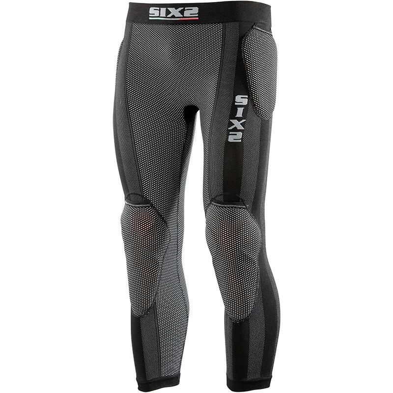 Leggings Protettivi Six2 Kit Pro Pnx Nero