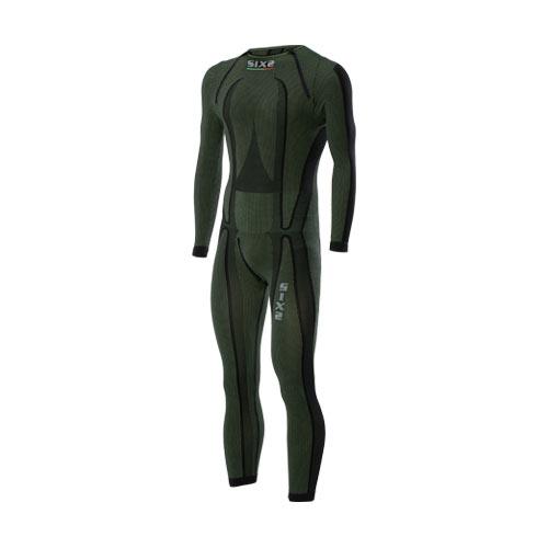 Six2 Sottotuta Integrale Carbon Underwear Stx 4stagioni
