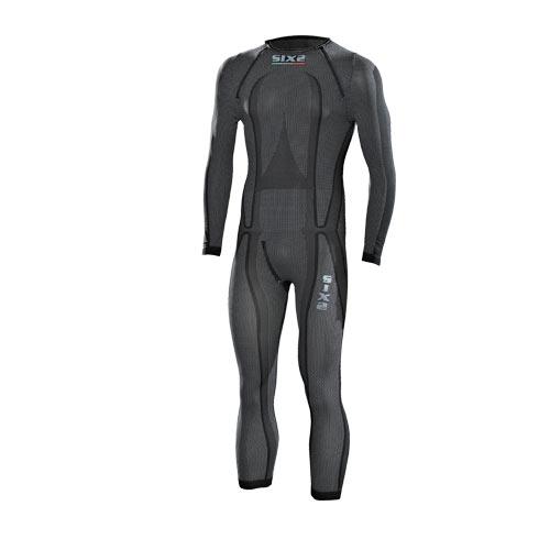 Six2 Sottotuta Integrale Superlight Carbon Underwear Estivo