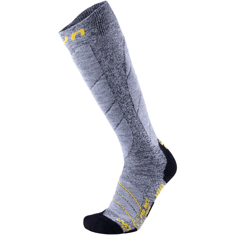 Uyn Ski Pro Race Socken grau
