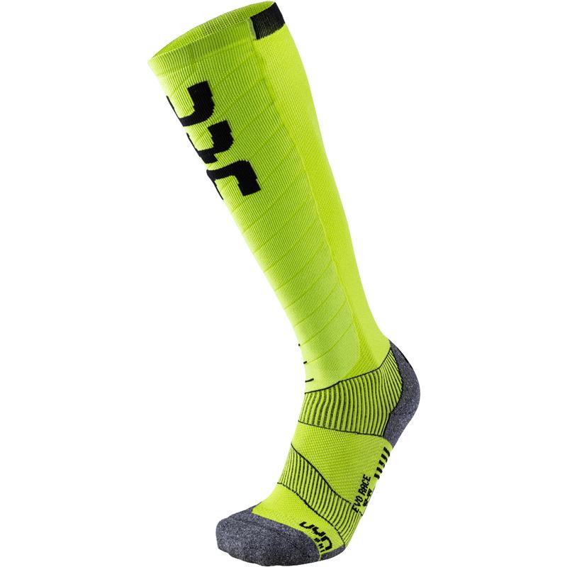 Uyn Ski Evo Race Socken grün