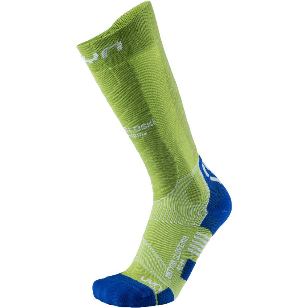 uyn calze sci  Calze Termiche Sci Uyn Natyon Slovenia S100031-T063 Underwear ...