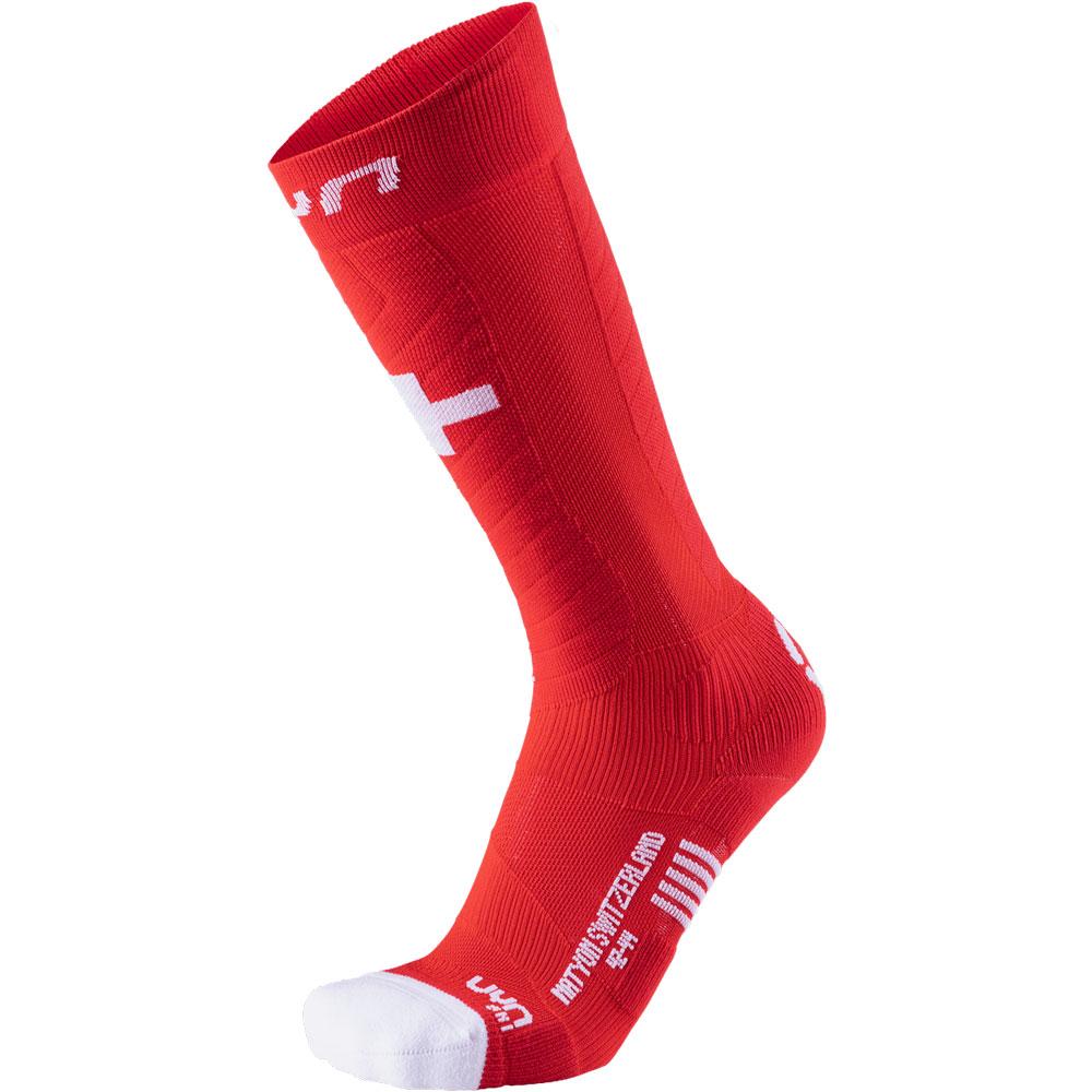 uyn calze sci  Calze Termiche Sci Uyn Natyon Svizzera S100031-T021 Underwear ...