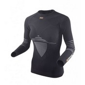 X-bionic Lady Energizer™ Mk2 Shirt Long Sleeves Round Neck Donna