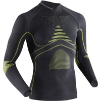 X-bionic Energy Accumulator® Evo Shirt Long Sleeves Zip Up