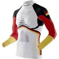 X-bionic Energy Accumulator® Evo Patriot Shirt Long Sleeves Germania