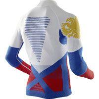 X-bionic Energy Accumulator® Evo Patriot Shirt Long Sleeves Russia