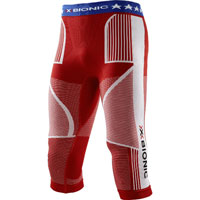 X-bionic Energy Accumulator® Evo Patriot Edition Pants Medium Usa