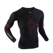 X-bionic Bionic Energizer™ Mk2 Shirt Long Sleeves Nero