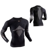 X-bionic Bionic Energizer™ Mk2 Shirt Long Sleeves Black